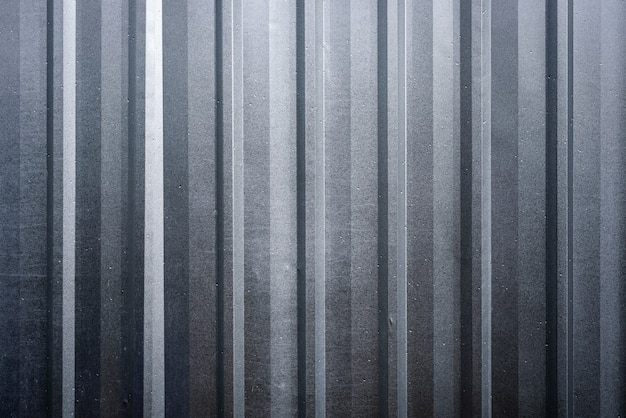 Zinc galvanized grunge metal background