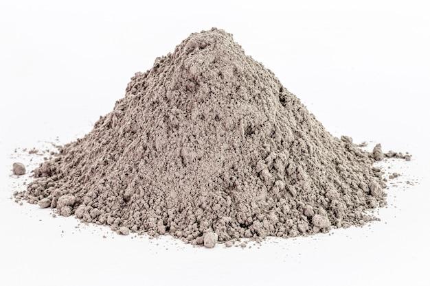 Цинковый порошок, порошок серого цвета, оксид, используемый в фармацевтической промышленности.