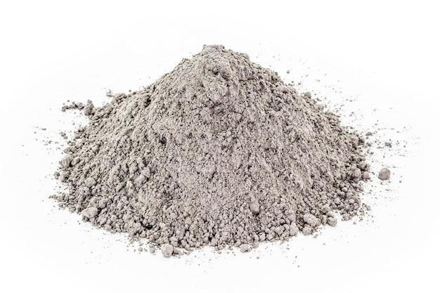Цинковый порошок серого цвета, используемый в фармацевтической промышленности.