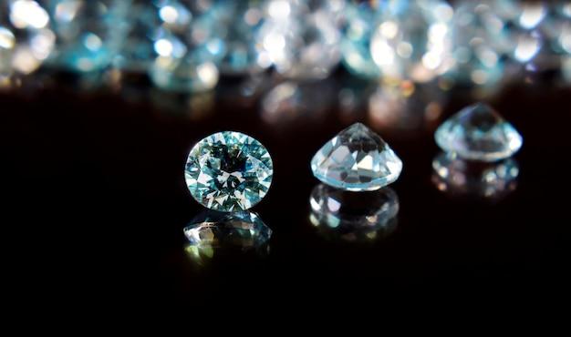 ジルコンの宝石