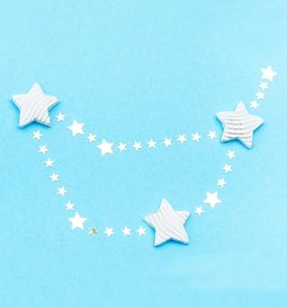 Зодиакальное созвездие козерога Premium Фотографии