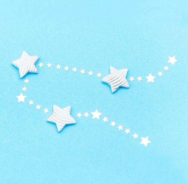 Zodiac constellation gemini