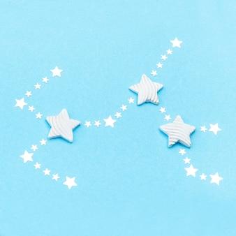 Zodiac constellation sagittarius
