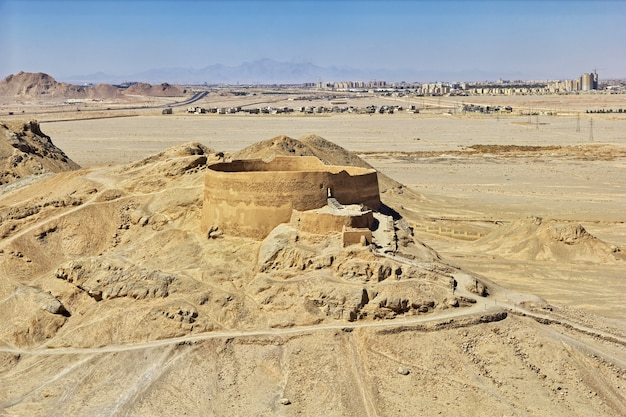 Zoroastrian in yazd of iran