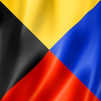 Zulu international maritime signal flag