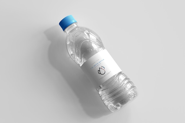 1.0l fresh water bottle mockup