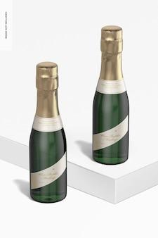 187ml 와인 병 모형