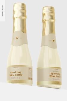 200ml 스파클링 와인 병 모형