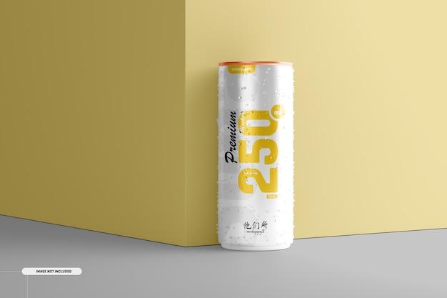 250mlソーダ缶モックアップ