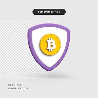 3dビットコイン安全シールド