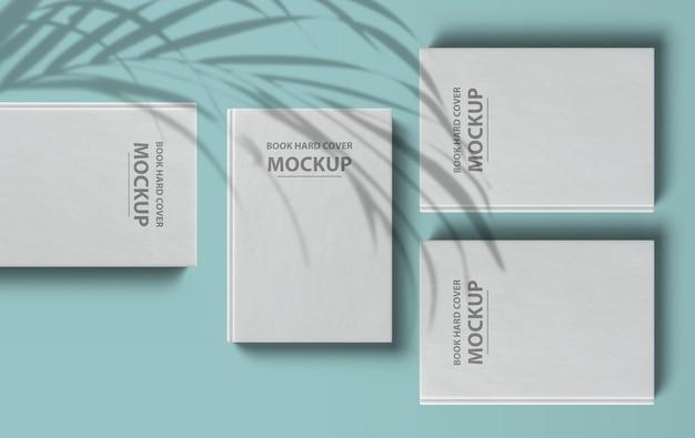 3d дизайн макета обложки книги