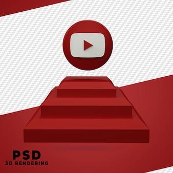 3d 상자 youtube 렌더링 디자인 절연
