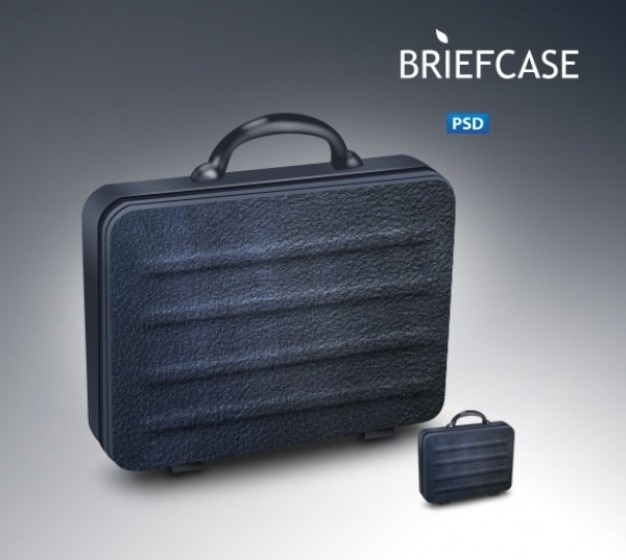 3d briefcase material. high quality.