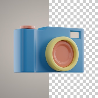 3d camera clipping path