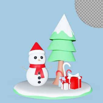 3dクリスマス