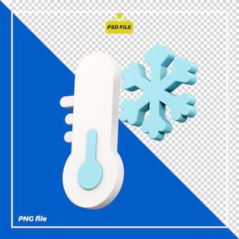 3d-расчет при низких температурах