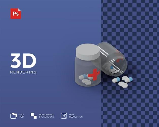 3d 마약 그림
