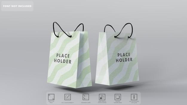 3d 지주 가방 모형