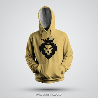 3d hoodie mockup