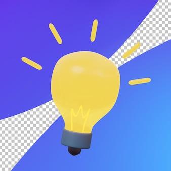 3d lamp idea