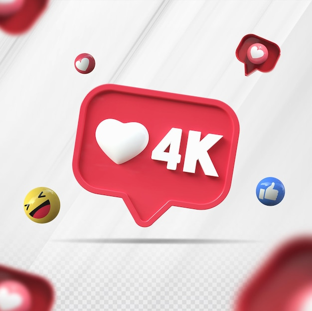 3d как 4k рендеринг instagram