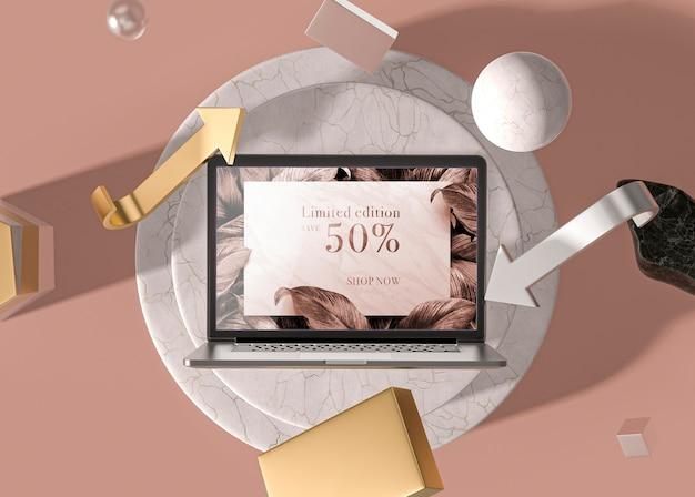 3d 모형 디지털 태블릿 판매 제안