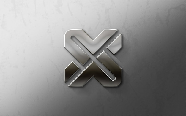 3d 현대 로고 이랑