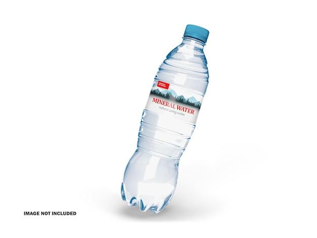 3d 플라스틱 물병 모형