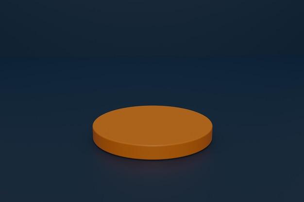 3d подиум продукт дисплей фон