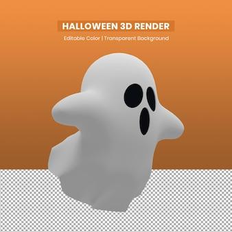 3d render of halloween stuff