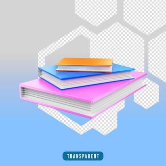 3d визуализация иконка книга