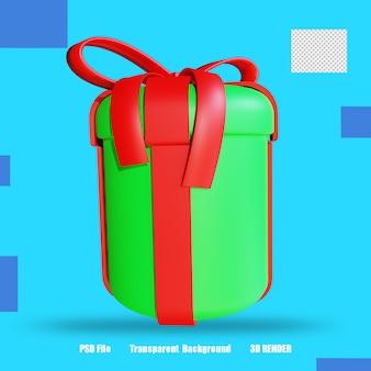 3d 렌더링 아이콘 giftbox 2