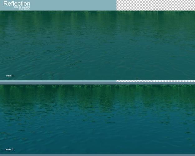 3d rendering of nature scenery rendering