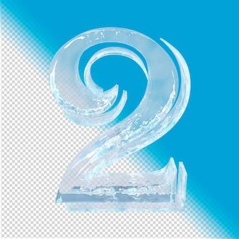 3d-рендеринг льда номер 2