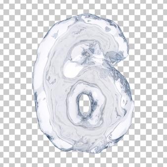 3d-рендеринг льда № 6