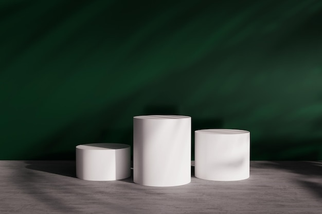 3d-rendering-of-product-display-with-shadows-in-wall