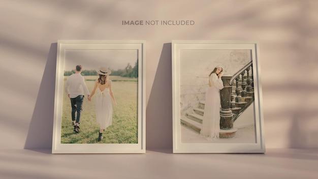 3d-rendering-poster-photo-frame-in-living-room-mockup