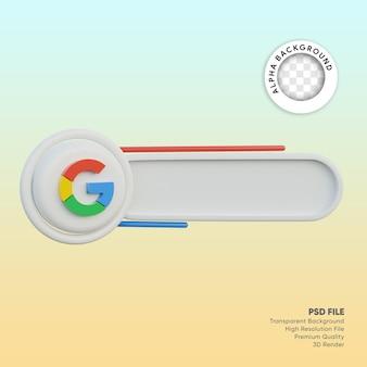 3d лейбл в социальных сетях google