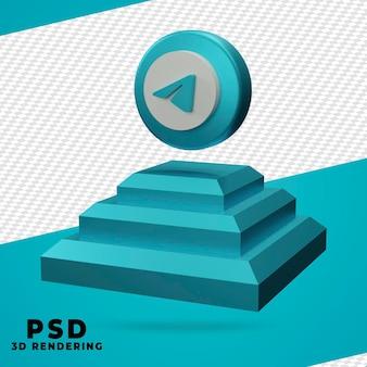 3d визуализация телеграмм