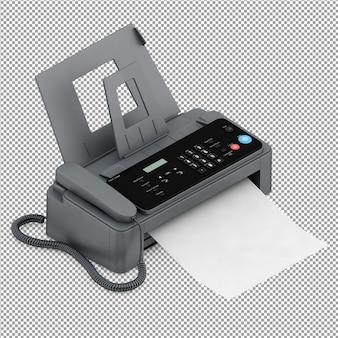 等尺性事務機器3dレンダリング