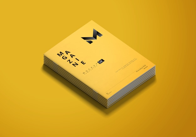 А4 журнал макет