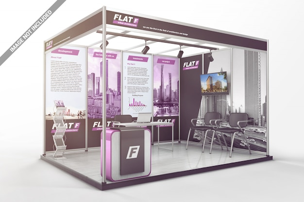 Exhibition Stall Mockup : Exhibition vectors photos and psd files free download