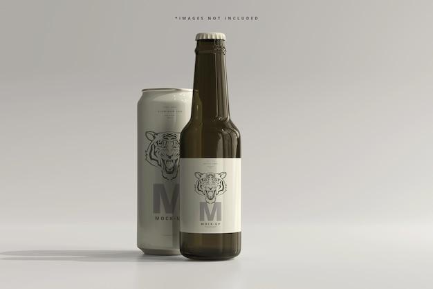 500ml 매끄러운 소다 또는 맥주 캔 (병 모형 포함)