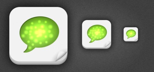 512px iphone app icon шаблона