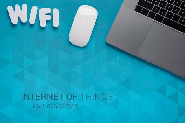 デバイス用の5g wifi接続