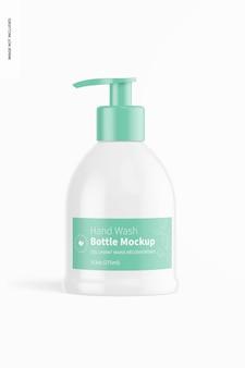 Мокап бутылки для мытья рук 9,3 унции