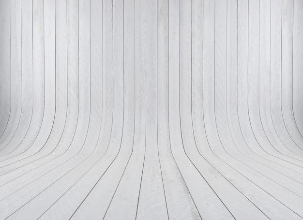 ホワイト木の質感の背景デザイン