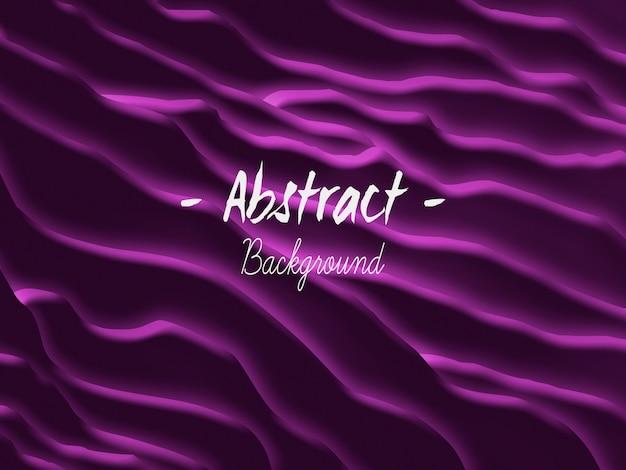 抽象的な背景の紫色の砂漠