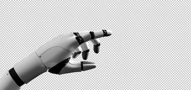 ロボットサイボーグ手