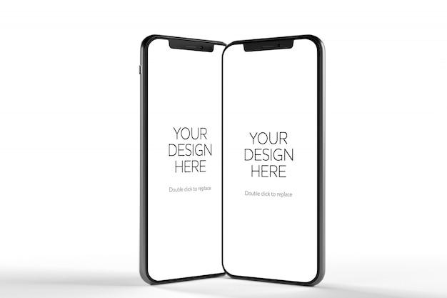 Смартфоны макет